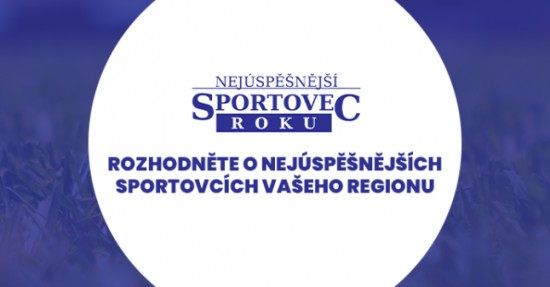 Nominace na Sportovce roku